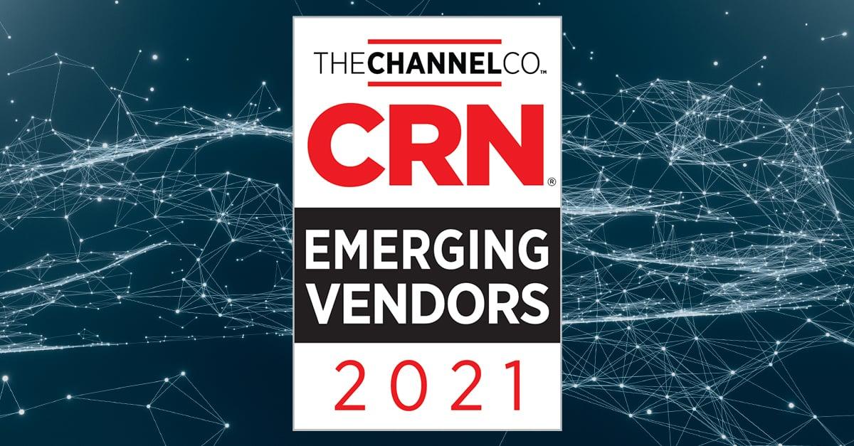 2021 CRN Emerging Vendors_Social Image