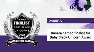 Baby Black Unicorn Award
